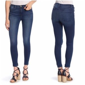 Frame Denim NWT Le High Skinny Colombia Road 26